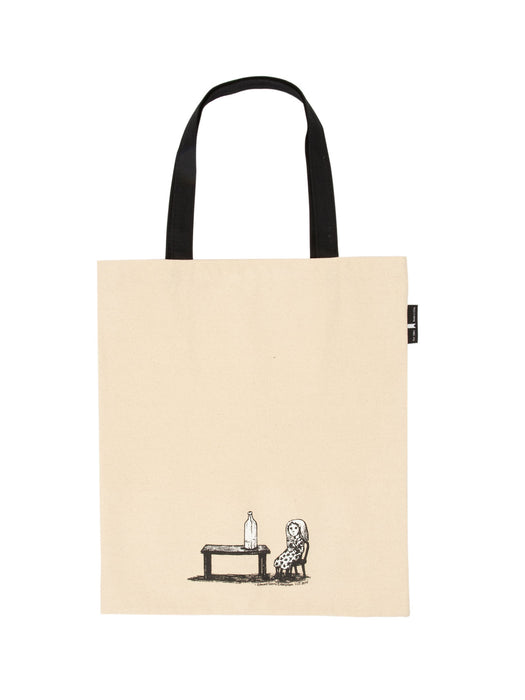 The Gashlycrumb Tinies tote bag