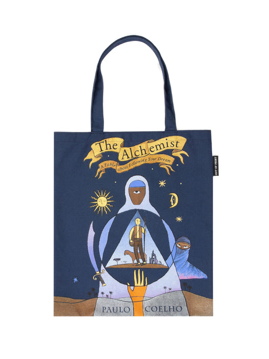 The Alchemist tote bag