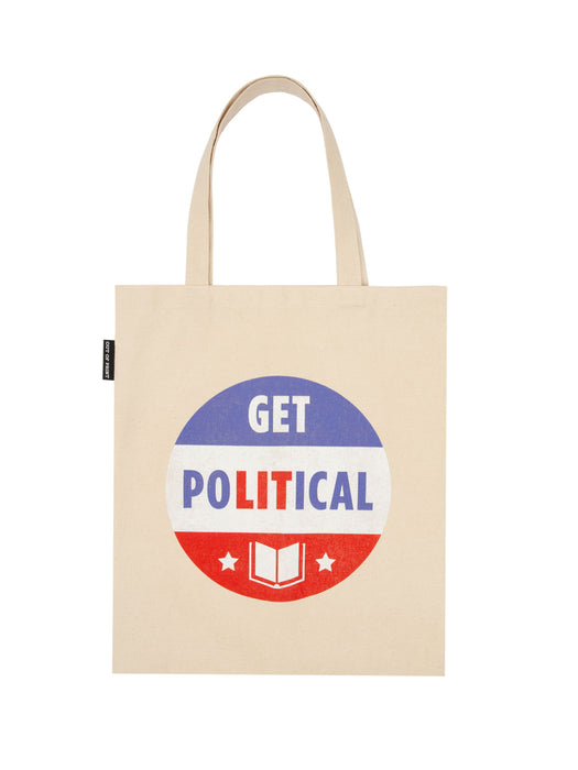 Get PoLITical tote bag