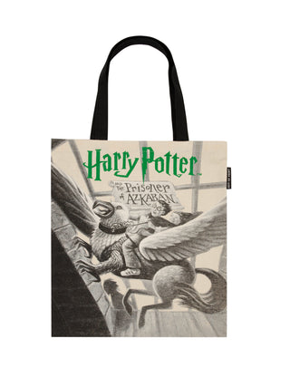 Harry Potter and the Prisoner of Azkaban tote bag