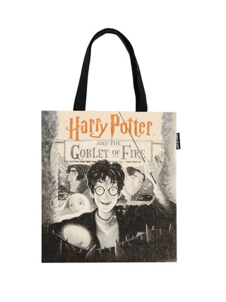 Harry Potter and the Goblet of Fire tote bag