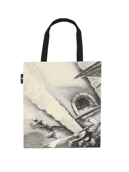 Harry Potter and the Chamber of Secrets tote bag