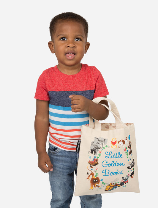 Little Golden Books kids tote bag