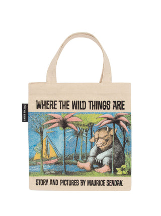 Where the Wild Things Are kids tote bag
