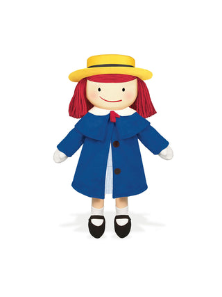 Madeline soft doll