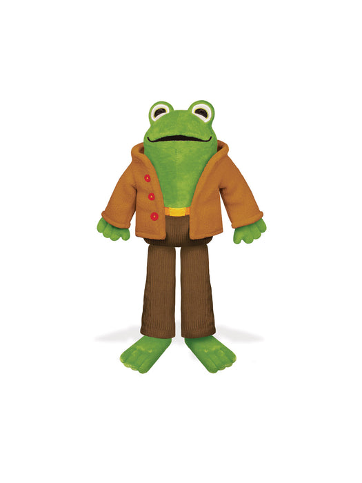 Frog (from Frog and Toad) soft toy