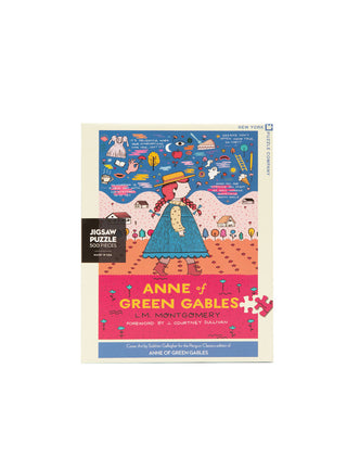 Anne of Green Gables Puzzle