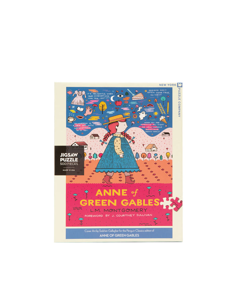 Anne of Green Gables 500 Piece Puzzle