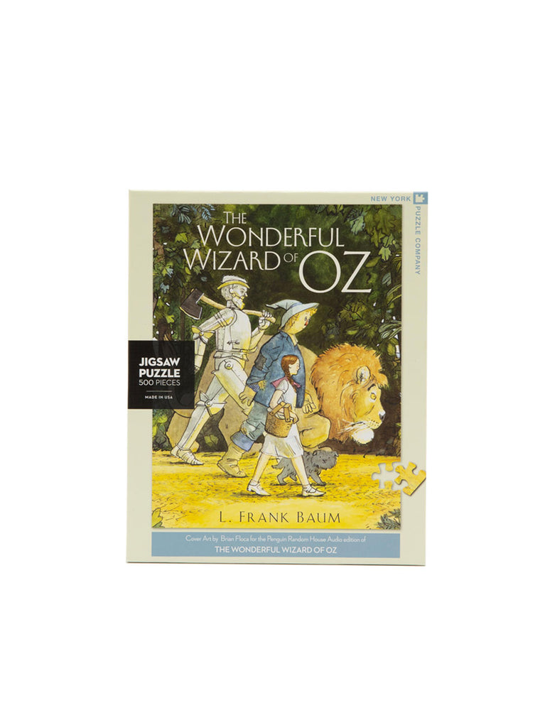 The Wonderful Wizard of Oz 500 Piece Puzzle