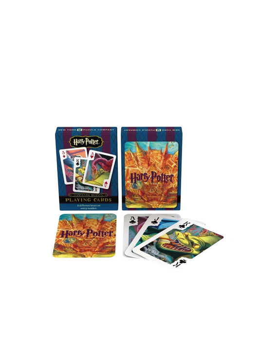 Harry Potter Fantastic Beasts Playing Cards