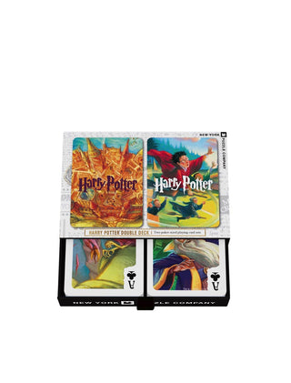 Harry Potter Double Deck Playing Cards