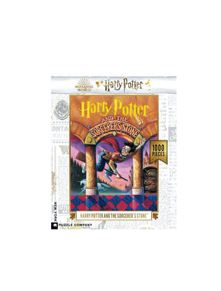 Harry Potter and the Sorcerer's Stone 1000 Piece Puzzle
