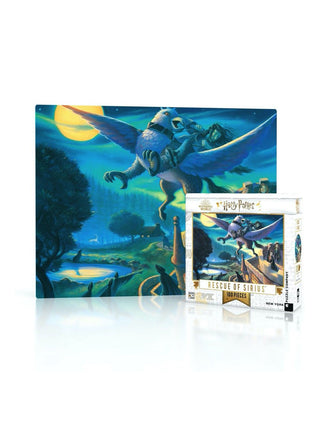 Harry Potter - Rescue of Sirius 100 Piece Mini Puzzle