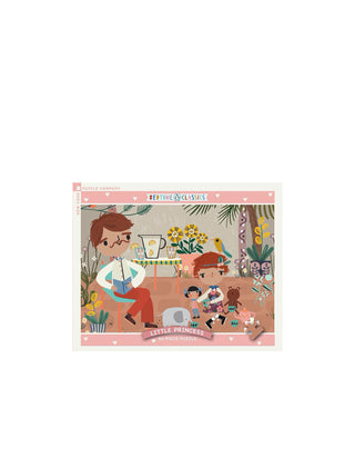 Little Princess 60 Piece Puzzle