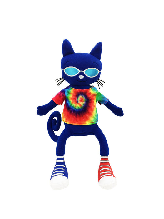 Pete the Cat Gets Groovy soft toy