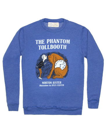 The Phantom Tollbooth sweatshirt