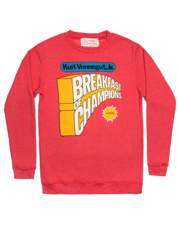 Breakfast of Champions sweatshirt