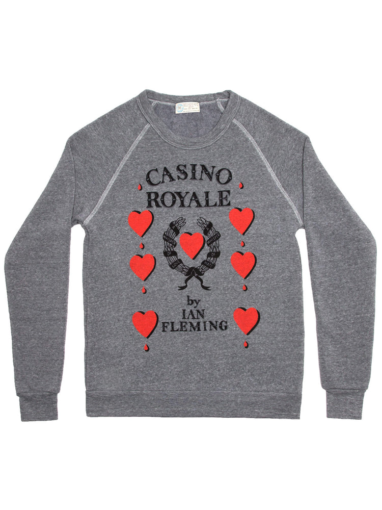 Casino Royale unisex sweatshirt