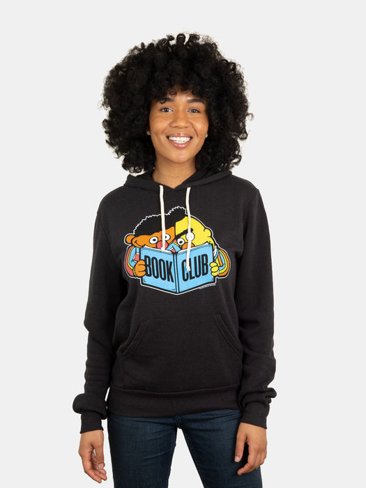 Bert and Ernie Book Club unisex hoodie