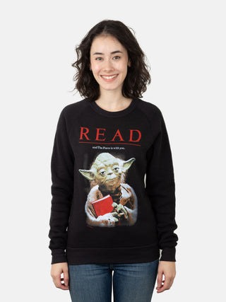 Yoda Star Wars READ unisex sweatshirt