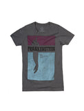 Frankenstein Women's T-Shirt (Gray)