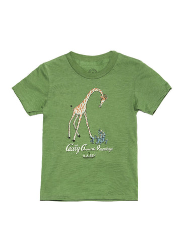 Kids' Cecily G and the 9 Monkeys T-Shirt