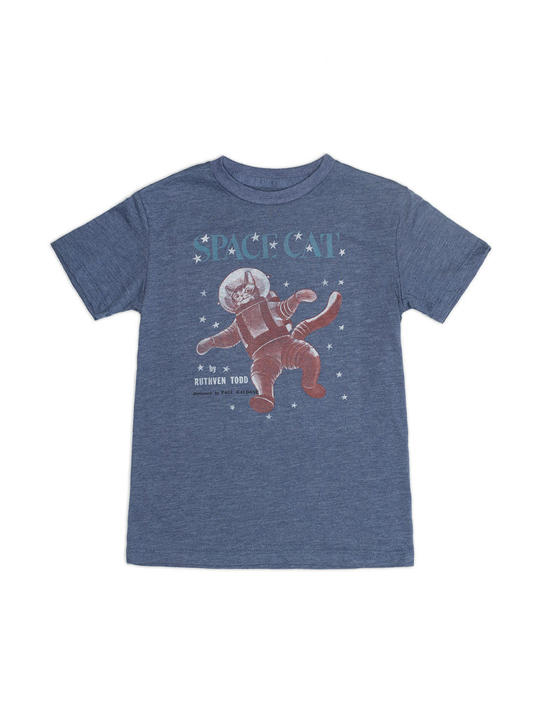 Kids' Space Cat T-Shirt