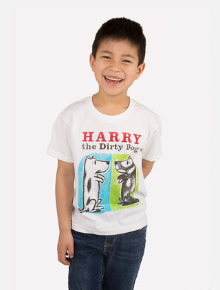 Kids' Harry the Dirty Dog T-Shirt