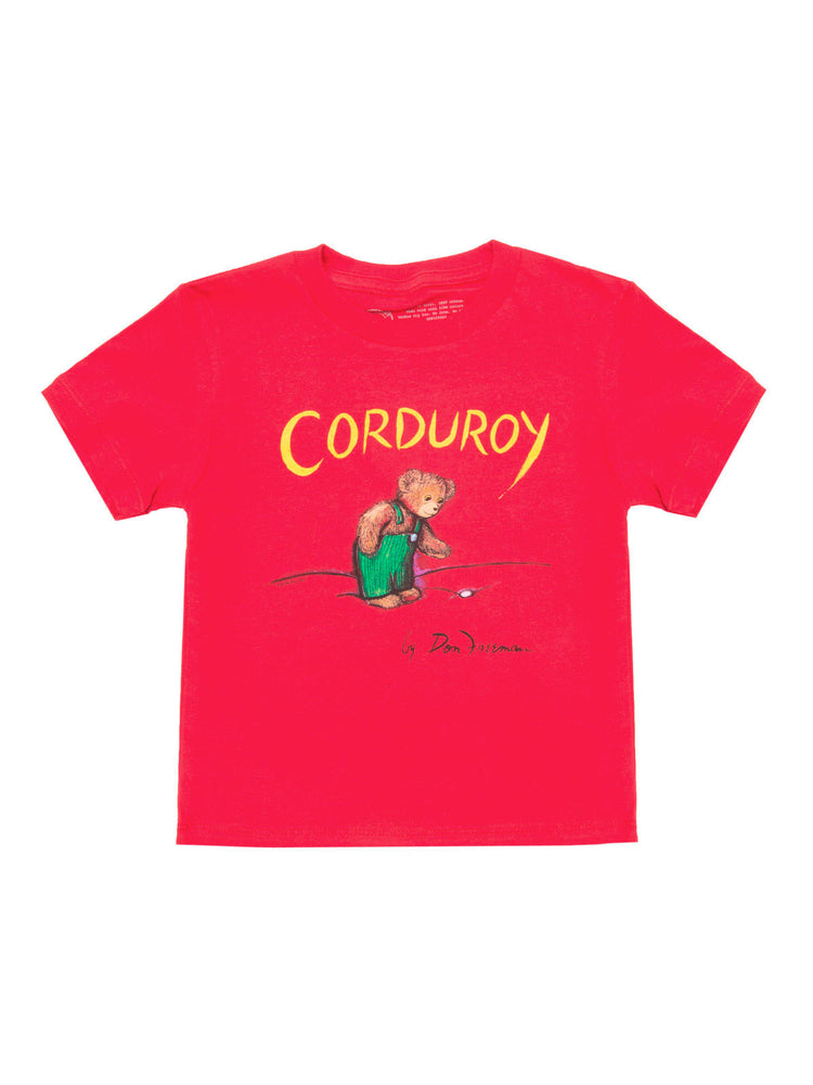 Kids' Corduroy T-Shirt