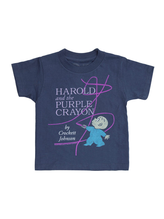 Kids' Harold and the Purple Crayon T-Shirt