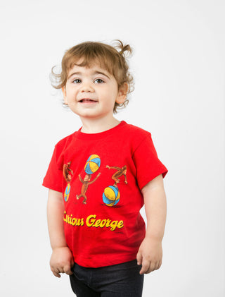 Kids' Curious George T-Shirt