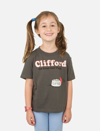 Kids' Clifford the Small Red Puppy T-Shirt
