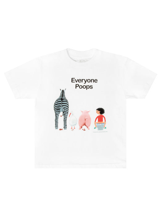 Kids' Everyone Poops T-Shirt