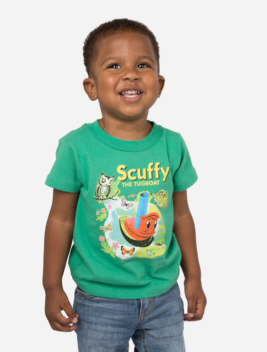 Kids' Scuffy the Tugboat T-Shirt