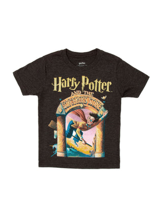 292fe1e40 Kids' Harry Potter and the Sorcerer's Stone T-Shirt ...