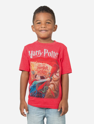 e64c7dd9 ... Kids' Harry Potter and the Chamber of Secrets T-Shirt