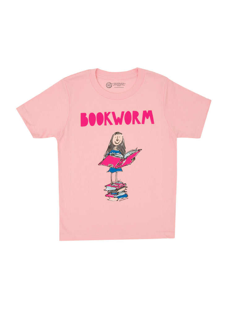 Kids' Matilda Bookworm T-Shirt