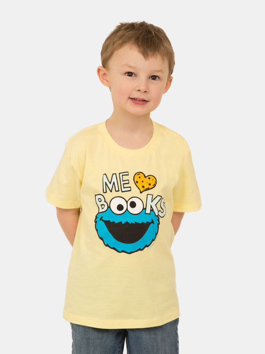 Kids' Me Love Books T-Shirt