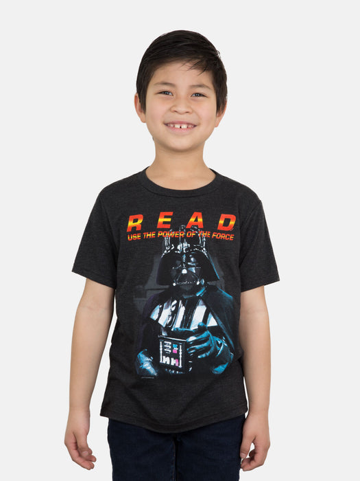 Kids' Star Wars Darth Vader READ T-Shirt