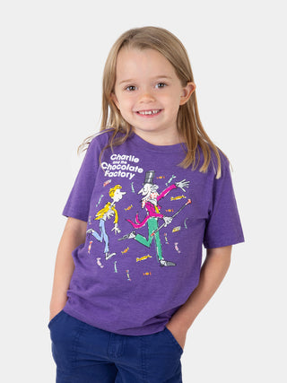 Kids' Charlie and the Chocolate Factory T-Shirt