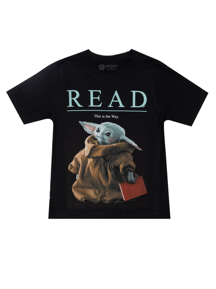 Kids' Star Wars - The Mandalorian The Child READ T-Shirt