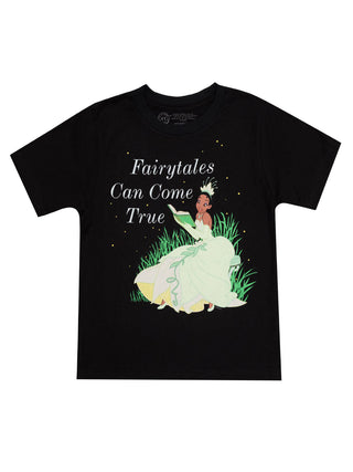 Kids' Disney Tiana: Fairytales Can Come True T-Shirt