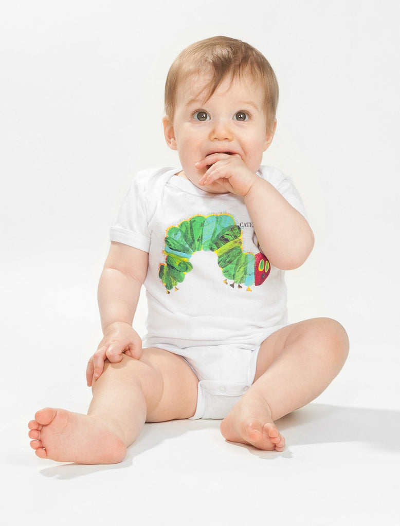 Very Hungry Caterpillar Baby Bodysuit Out Print