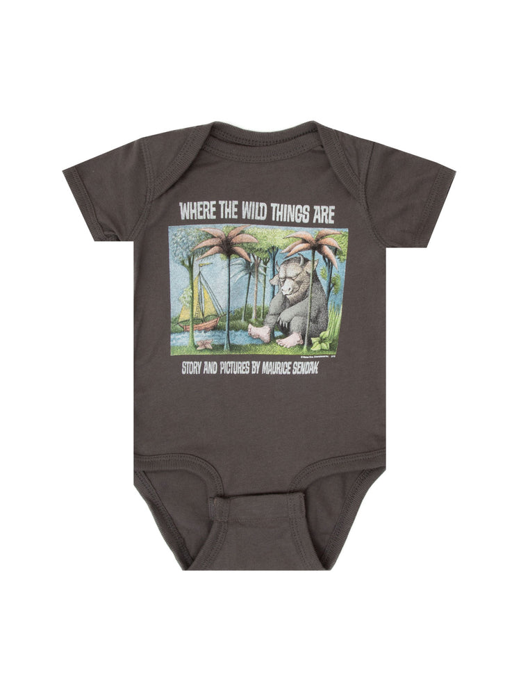 Baby Where the Wild Things Are bodysuit