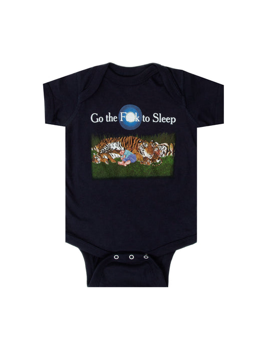 Baby Go the F**k to Sleep Bodysuit