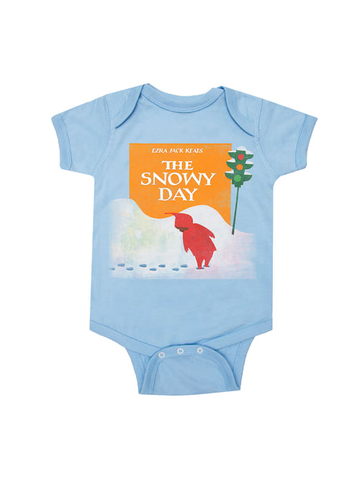 Baby The Snowy Day bodysuit
