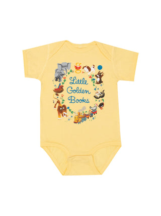 Baby Little Golden Books bodysuit