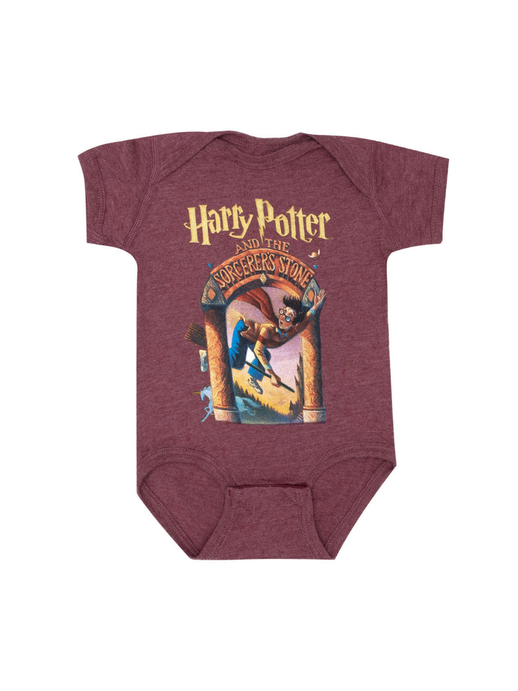 Baby Harry Potter and the Sorcerer's Stone bodysuit