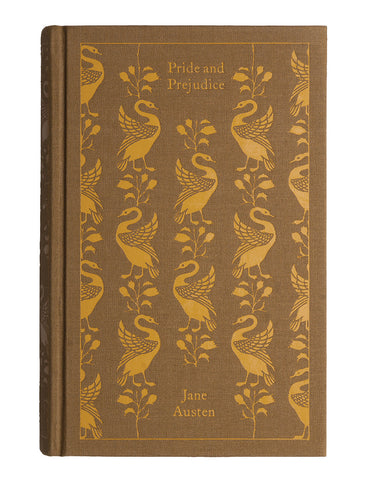 Pride and Prejudice hardcover book
