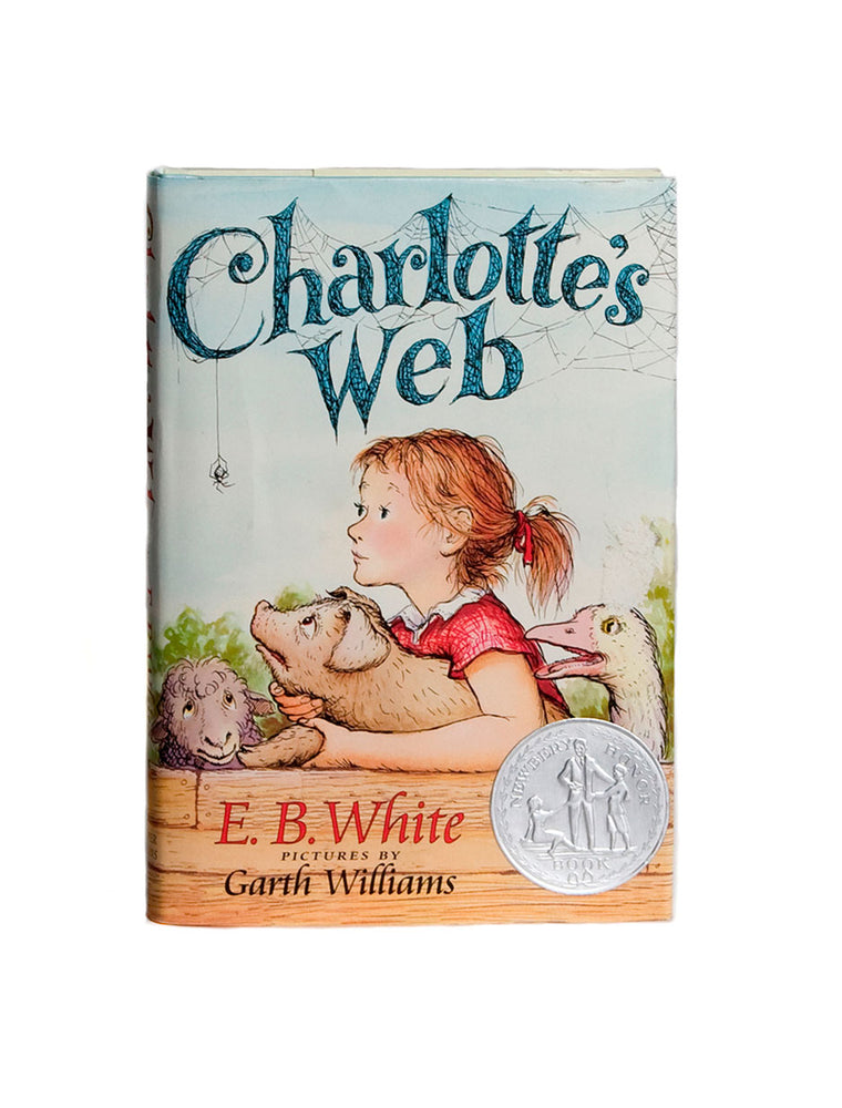 Charlotte's Web hardcover book